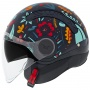 Casque Jet Nexx SX.10 Switx Chloe Black