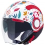 Casque Jet Nexx SX.10 Switx Chloe White