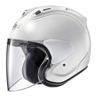 Casque Jet Arai SZ-R Vas Diamond White