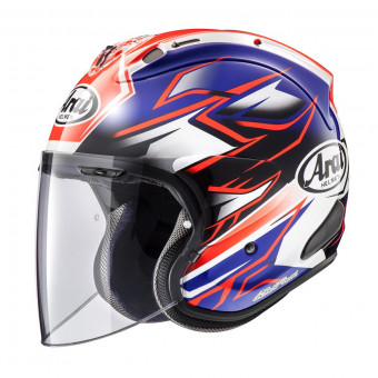 Casque Jet Arai SZ-R Vas Ghost Blue