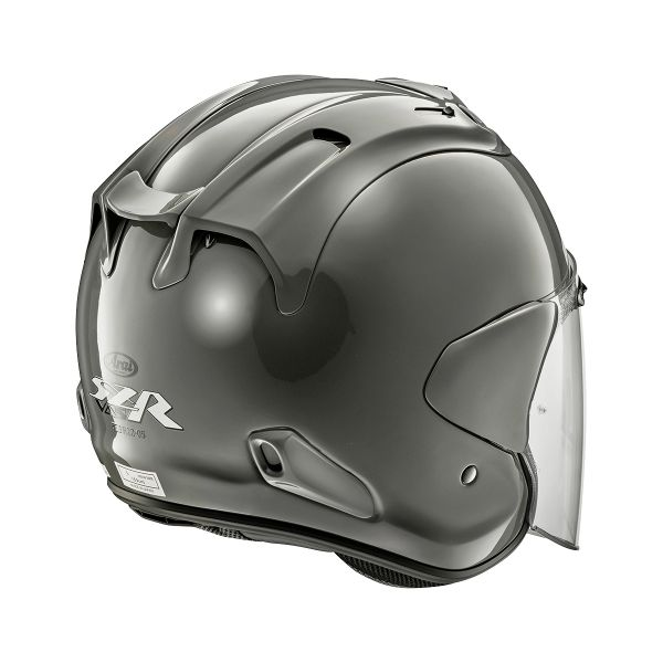Arai SZ-R Vas Modern Grey + Kit Bluetooth Sena SMH5