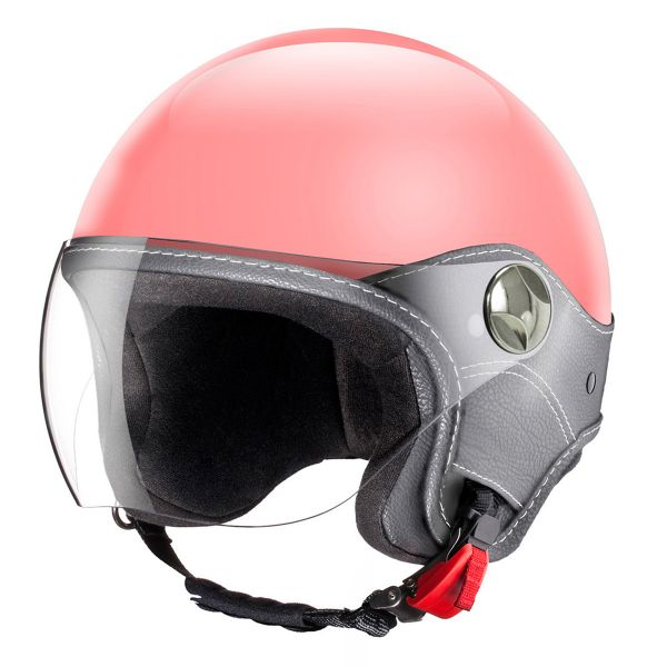 Casque Jet Laura Smith Trendy Vision Rose