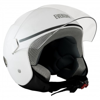 Casque Jet Everone Urbanever White