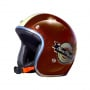 Casque Jet Torx Wyatt Famous Pearl Brown