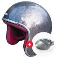 Pack Wyatt Glitter Anthracite + Ecran Wyatt Bubble 3 Pressions