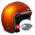 Pack Wyatt Glitter Orange + Ecran Wyatt Bubble 3 Pressions