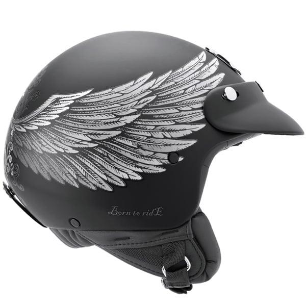 casque nexx x60 eagle rider noir cherche propri taire. Black Bedroom Furniture Sets. Home Design Ideas