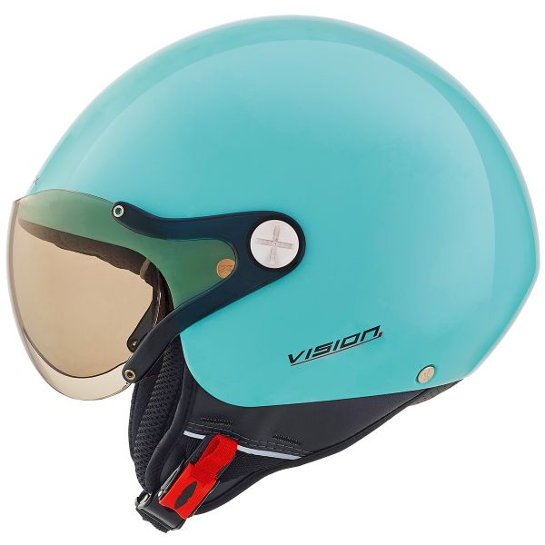 Casque Jet Nexx X60 Vision Plus Aquamarine