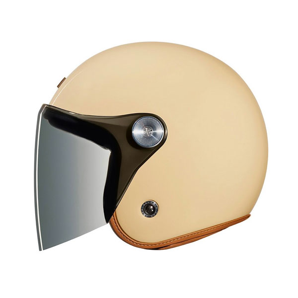 Casque Jet Nexx XG.10 Clubhouse Cream
