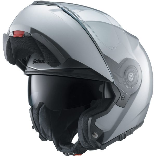 casque schuberth c3 pro glossy silver cherche propri taire. Black Bedroom Furniture Sets. Home Design Ideas