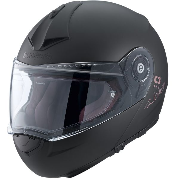 casque schuberth c3 pro women matt black cherche propri taire. Black Bedroom Furniture Sets. Home Design Ideas