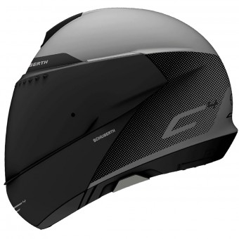 Casque Modulable Schuberth C4 Resonance Grey