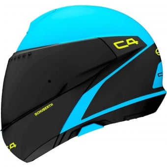 Casque Modulable Schuberth C4 Spark Blue