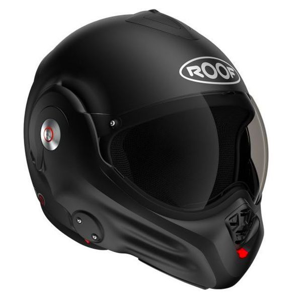 Casque Modulable Roof Desmo Black 3e Generation