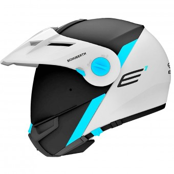Casque Modulable Schuberth E1 Gravity Blue