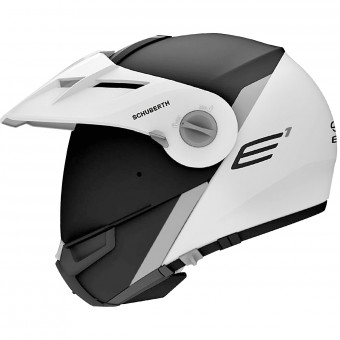 Casque Modulable Schuberth E1 Gravity Grey
