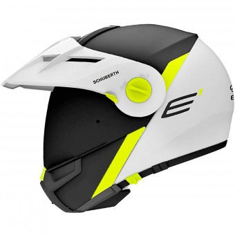 Casque Modulable Schuberth E1 Gravity Yelllow