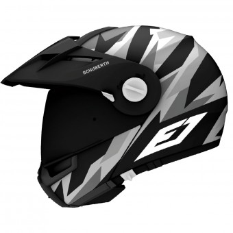 Casque Modulable Schuberth E1 Rival Grey