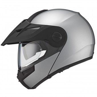 Casque Modulable Schuberth E1 Glossy Silver