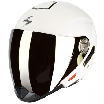 Casque Transformable Scorpion EXO 300 Air Blanc