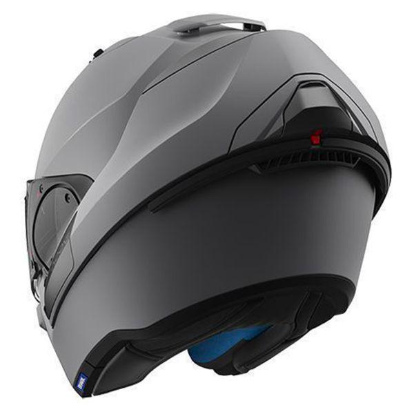 Shark Evo-One 2 Blank Mat AMA + Kit Bluetooth Sena SMH5