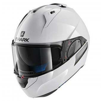 Casque Modulable Shark Evo-One 2 Blank WHU