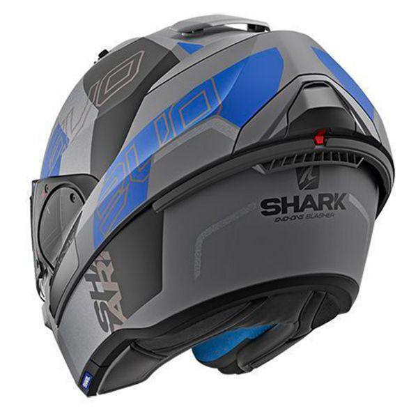 Shark Evo-One 2 Slasher Mat AKB + Kit Bluetooth Sena SMH5