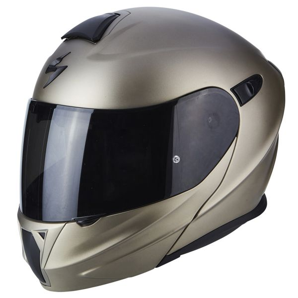 Casque Modulable Scorpion Exo 920 Titanium