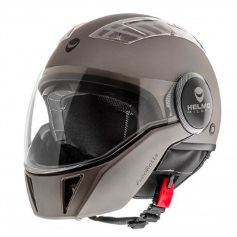 Casque Modulable Helmo Fuorirotta Anthracite Matt