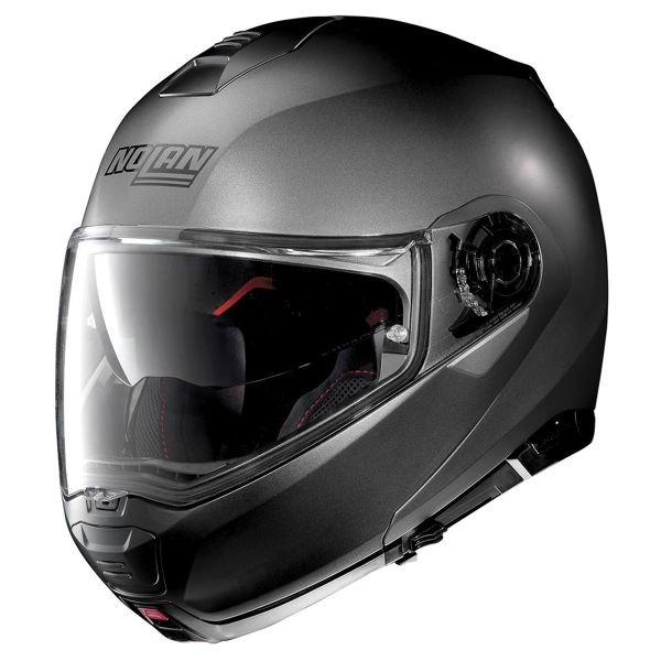 Casque Modulable Nolan N100 5 Fade N-Com Flat Anthracite 17