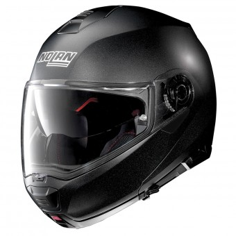 Casque Modulable Nolan N100 5 Special N-Com Black Graphite 9