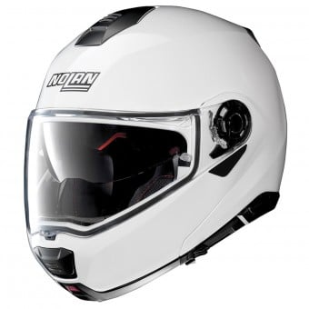 Casque Modulable Nolan N100 5 Special N-Com Pure White 15