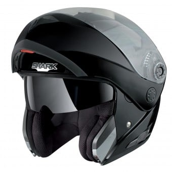 Casque Modulable Shark Openline Prime BLK