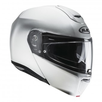 Casque Modulable HJC RPHA 90 Pearl White