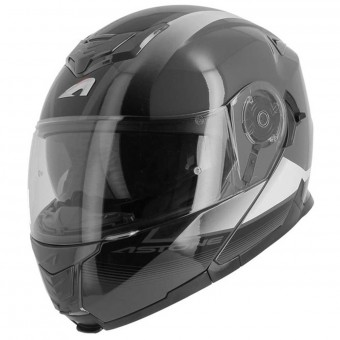Casque Modulable Astone RT 1200 Vanguard Anthracite White