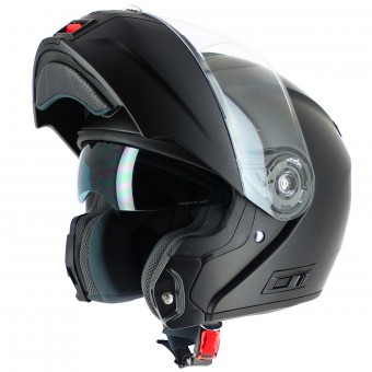 Casque Modulable UBIKE Road Abs Matt Black