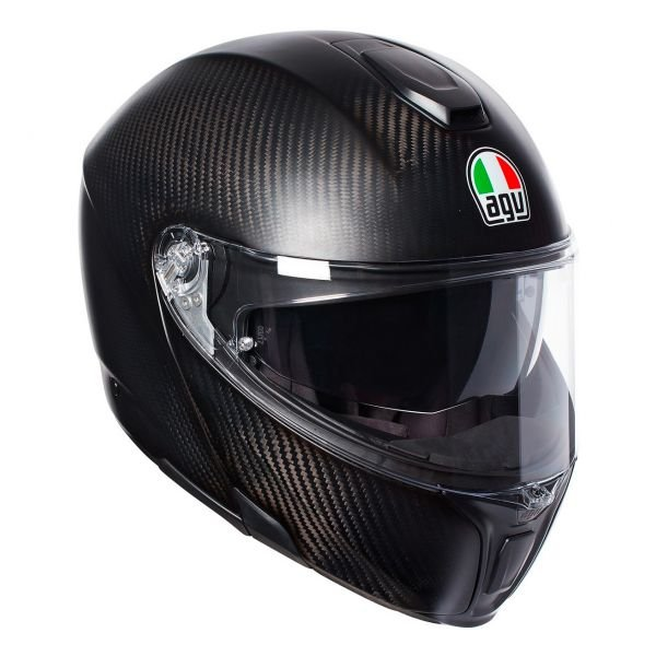Casque Modulable AGV Sportmodular Matt Carbon
