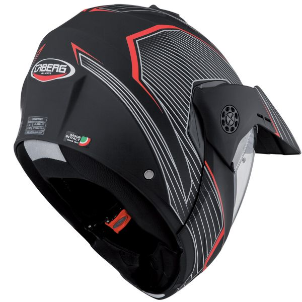 Caberg Tourmax Sonic Matt Black