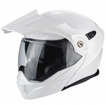 Casque Modulable Scorpion ADX-1 White