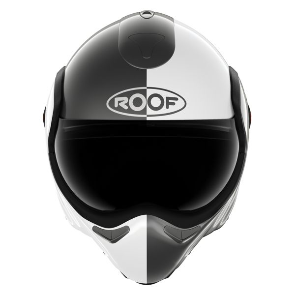 Roof Boxxer Face Metal Blanc Nacre
