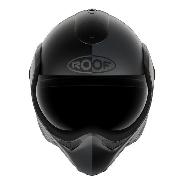 Roof Boxxer Face Noir Titane Mat