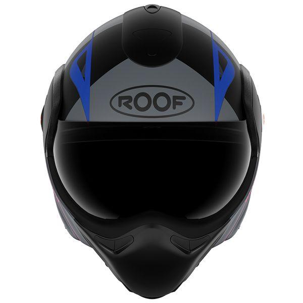 Roof Boxxer Viper Black Blue Matt
