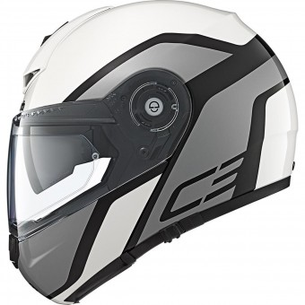 Casque Modulable Schuberth C3 Pro Observer White