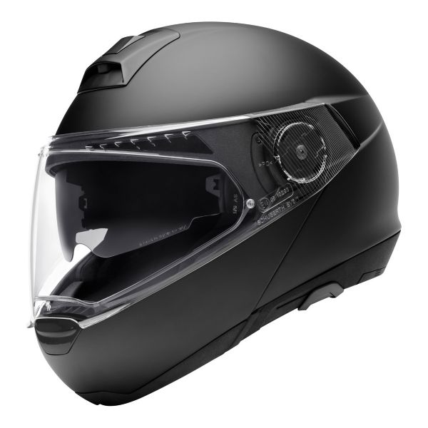Casque Modulable Schuberth C4 Basic Noir Mat