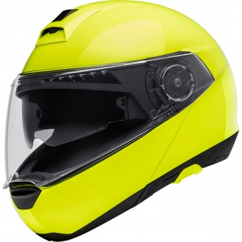 Casque Modulable Schuberth C4 Fluo Yellow