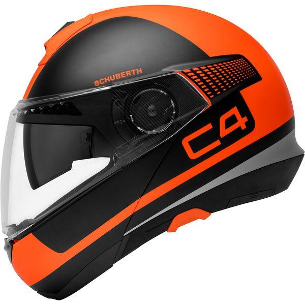 Schuberth C4 Legacy Orange