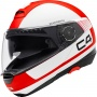 Casque Modulable Schuberth C4 Legacy Red
