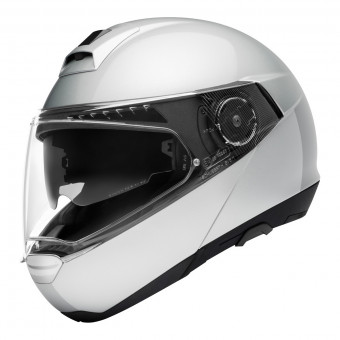 Casque Modulable Schuberth C4 Pro Argent