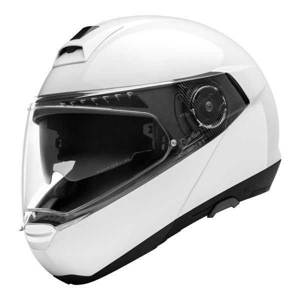 Casque Modulable Schuberth C4 Pro Blanc