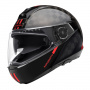 Casque Modulable Schuberth C4 Pro Carbon Fusion Red